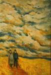 Obras de arte: Europa : España : Madrid : Hoyo_Manzanares : El paseo del cojo