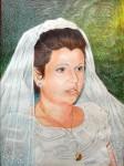 Obras de arte: Europa : España : Extremadura_Badajoz : La-Albuera : MI MUJER DE NOVIA