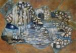 Obras de arte: Europa : Alemania : Nordrhein-Westfalen : Soest : nocturno
