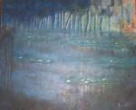 Obras de arte: Europa : Alemania : Nordrhein-Westfalen : Soest : El lago de los Lirios