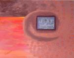 Obras de arte: Europa : España : Extremadura_Badajoz : La-Albuera : EL ESPEJO DEL TIEMPO