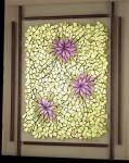 Obras de arte: America : Argentina : Entre_Rios : Paraná : Crisantemos lila