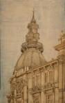 Obras de arte: Europa : España : Murcia : cartagena : Ayuntamiento en madera