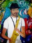 Obras de arte: Europa : España : Principado_de_Asturias : Gijón : Jazz