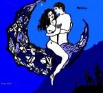 Obras de arte: Europa : España : Principado_de_Asturias : Gijón : En la luna