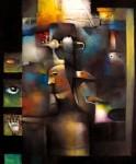 Obras de arte: America : México : Mexico_Distrito-Federal : Xochimilco : El hacedor