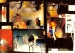 Obras de arte: America : México : Mexico_Distrito-Federal : Xochimilco : Abstracción 4