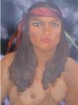 Obras de arte: America : México : Durango : durango_ciudad : La India Del Paliacate