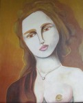 Obras de arte: Europa : España : Madrid : Valdemorillo : Hija de la Luna