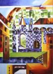 Obras de arte: America : Colombia : Cundinamarca : BOGOTA_D-C- : ATMOSFERA URBANA