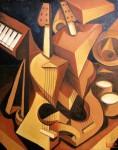 Obras de arte: Europa : España : Galicia_Pontevedra : pontevedra : GRUPO MUSICAL