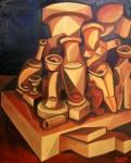 Obras de arte: Europa : España : Galicia_Pontevedra : pontevedra : MIL FORMAS