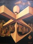 Obras de arte: Europa : España : Galicia_Pontevedra : pontevedra : REMOLINO