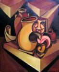 Obras de arte: Europa : España : Galicia_Pontevedra : pontevedra : CARETA