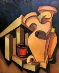 Obras de arte: Europa : España : Galicia_Pontevedra : pontevedra : ESTRUCTURA