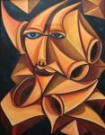 Obras de arte: Europa : España : Galicia_Pontevedra : pontevedra : LA TROMPETA