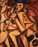 Obras de arte: Europa : España : Galicia_Pontevedra : pontevedra : HAMELIN