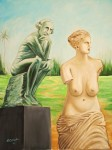 Obras de arte: America : Rep_Dominicana : Santiago : rep._imperial : TODO SE PIERDE