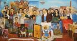 Obras de arte: America : México : Chihuahua : ciudad_chihuahua : Nosotros los Hombres Verdes de Mexico