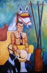 Obras de arte: America : México : Chihuahua : ciudad_chihuahua : El Picador