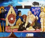 Obras de arte: America : México : Chihuahua : ciudad_chihuahua : El Viejo Oeste