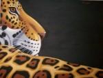 Obras de arte: America : Perú : Lima : miraflores : Jaguar Pop