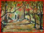 Obras de arte: Europa : Hungría : Pest : Dunaharaszti : Erdei séta