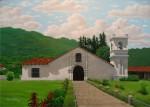 Obras de arte: America : Costa_Rica : Cartago : Asís : Iglesia Colonial de Orosi