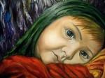 Obras de arte: America : Estados_Unidos : Florida : una_nueva : NEDA=CHILD  CRIES for IRAN