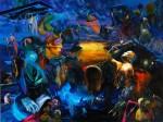 Obras de arte: Europa : Francia : Ile-de-France : PARIS : L'impulsion necessaire des manifestations