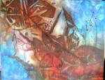 Obras de arte: America : México : Mexico_Distrito-Federal : Alvaro-obregón : Crabs