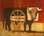 Obras de arte: America : El_Salvador : San_Salvador : San_Salvador_capital : El vientre del toro