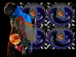 Obras de arte: America : Argentina : Neuquen : neuquen_argentina : Experimento ADN