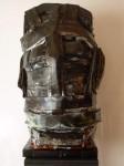 Obras de arte: Europa : España : Extremadura_Badajoz : badajoz_ciudad : las personalidades del hombre CABEZA II