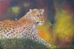 Obras de arte: America : Argentina : Buenos_Aires : hurlingham : Leopardo