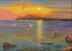 Obras de arte: Europa : Ucrania : Mykolayiv : Voznesensk : Crimea, marina