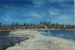 Obras de arte: Europa : Ucrania : Mykolayiv : Voznesensk : Kinburn Península