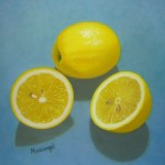 Obras de arte: Europa : España : Catalunya_Barcelona : Sabadell : Dos limones