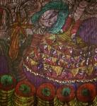 Obras de arte: America : Cuba : Isla_de_la_Juventud : Gerona : La Controversia II