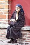 Obras de arte: Europa : Espa�a : Murcia : cartagena : anciana