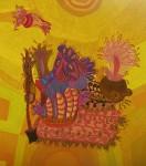 Obras de arte: America : Cuba : Isla_de_la_Juventud : Gerona : Tributo IV