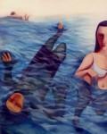 Obras de arte: Europa : España : Valencia : Paterna : Bañistas