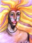 Obras de arte: America : Argentina : Buenos_Aires : Mar_del_Plata : Mujer