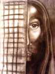 Obras de arte: America : Argentina : Buenos_Aires : Mar_del_Plata : Mujer en proceso