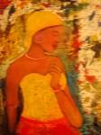 Obras de arte: America : Costa_Rica : San_Jose : CURRIDABAT : Afrocaribeño