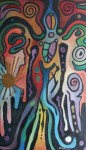 Obras de arte: America : Colombia : Distrito_Capital_de-Bogota : teusaquillo : CHAMAN