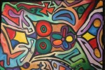 Obras de arte: America : Colombia : Distrito_Capital_de-Bogota : teusaquillo : MATERNIDAD