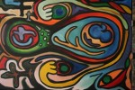Obras de arte: America : Colombia : Distrito_Capital_de-Bogota : teusaquillo : GESTACION