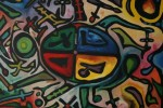 Obras de arte: America : Colombia : Distrito_Capital_de-Bogota : teusaquillo : ATAVICO