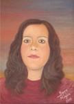 Obras de arte: America : México : Michoacan_de_Ocampo : Morelia : Autorretrato